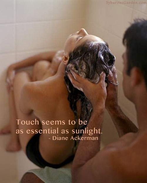 touch - sunlight